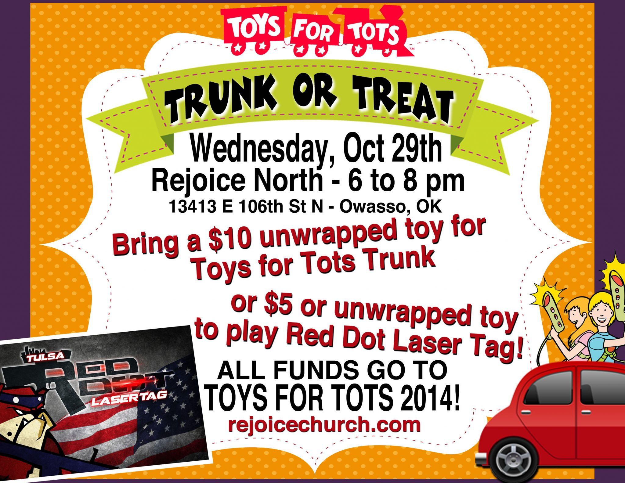 Toys For Tots Frame : Toys for tots tulsa wow