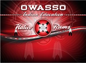 owasso indian education logo