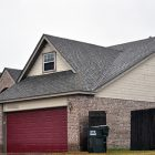 House Hit By Lightning Tuesday Morning in Country Estates