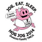 13th Annual Hog Jog 5k and Fun Run/Walk on Thanksgiving Morning
