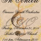 Owasso Youth Orchestra to Perform at Bethel Baptist Church