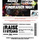 A Piedi Dance Company Fundraiser Night with Logan's Roadhouse set for December 18