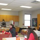 Hodson Elementary Teachers and Staff Thanked by PTO Volunteers with Luncheon