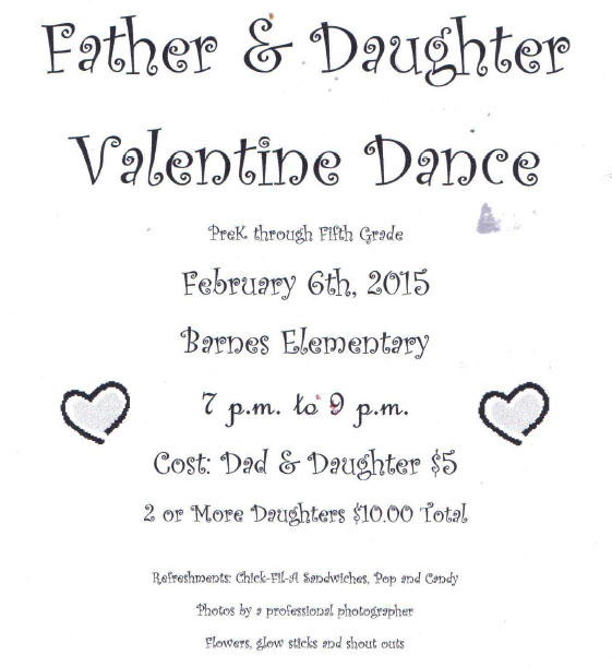 father daughter dance 2015
