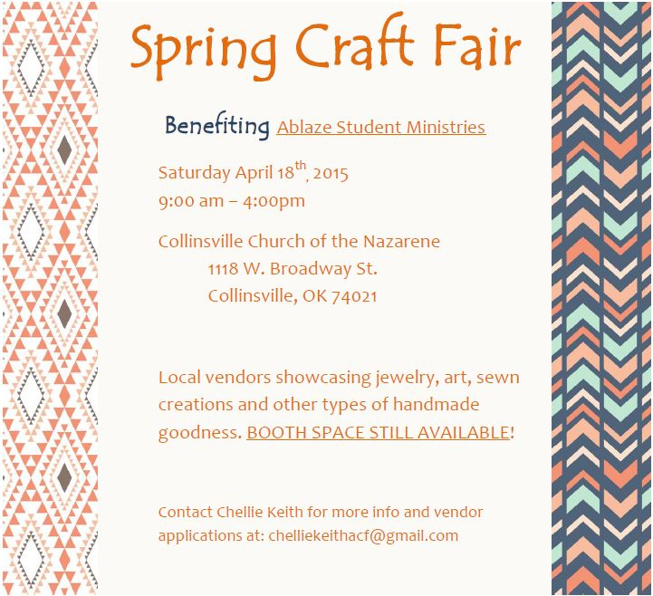 How To Find Vendors For An Oklahoma Craft Fair