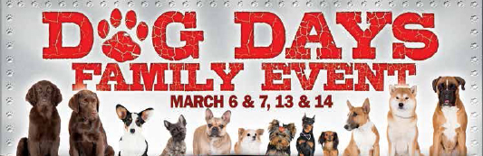 Bass Pro Shops Dog Days Family Event to be Held First Two Weekends in March