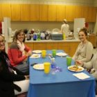 Hodson Elementary PTO Volunteers provided Luncheon for Teachers and Staff January 22