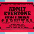 Barnes Elementary to Host School Carnival March 28
