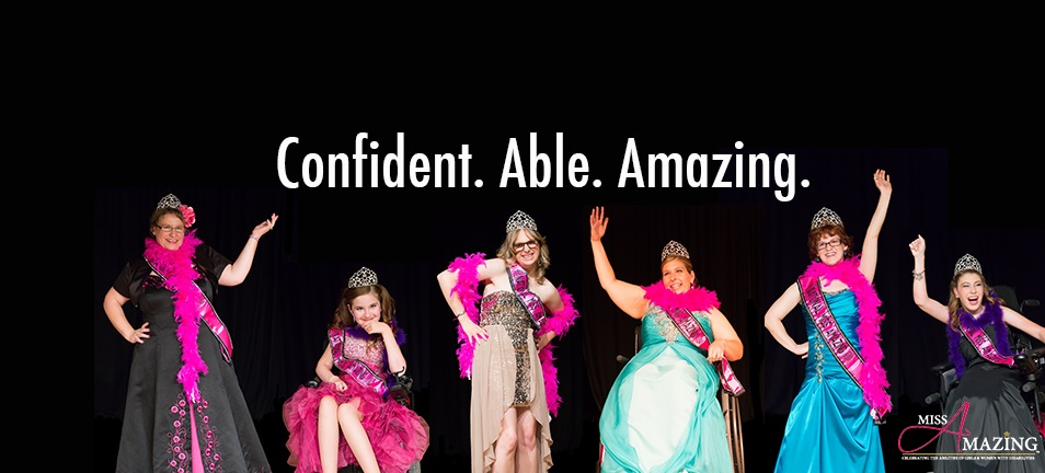 Miss Amazing Pageant to be held April 10th and 11th at UCO in Edmond