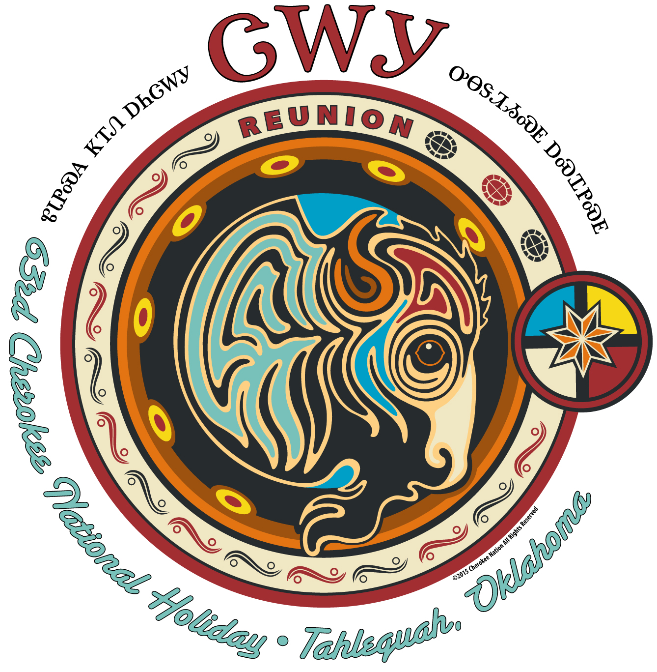 Cherokee Nation Celebrates 63rd Cherokee National Holiday in September