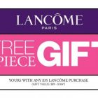 September is Lancome Gift with Purchase Time at Owasso Belk – Plus Sign-up for One of Three Master Class Events