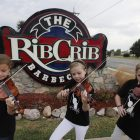 Owasso Youth Orchestra Benefit Breakfast at Rib Crib, August 29th