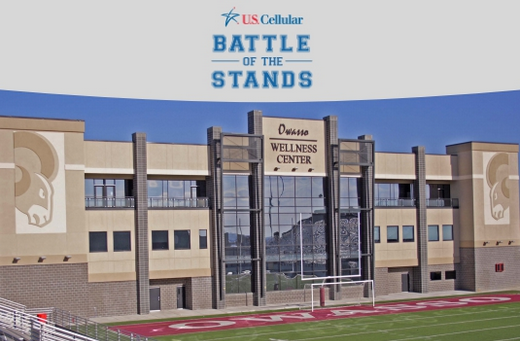 Help owasso high school win battle of the stands and 25k for Acapulco golden tans salon owasso ok