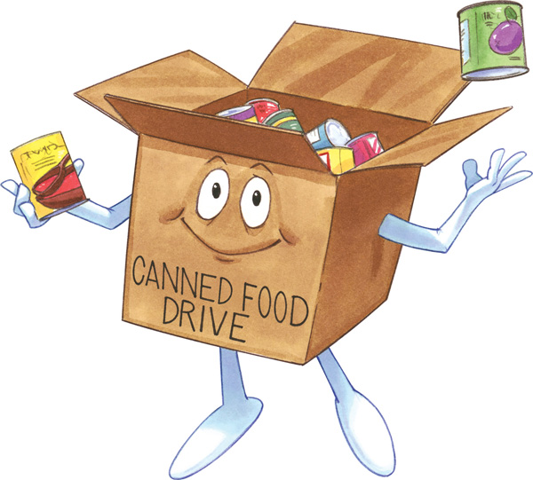 Senior Food Drive for Mission Owasso with Kirk Chiropractic Sept. 14 thru 17th