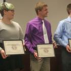 Three OHS Seniors Attain National Merit Semi-Finalist Status