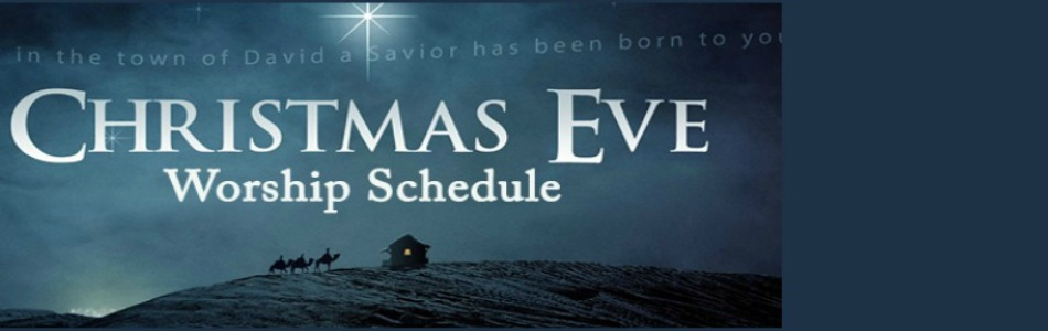 christmas eve service banner - photo #38
