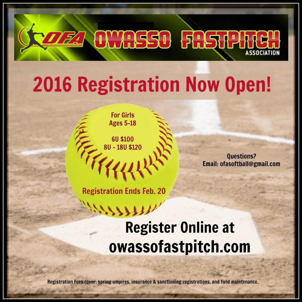 2016 Registration