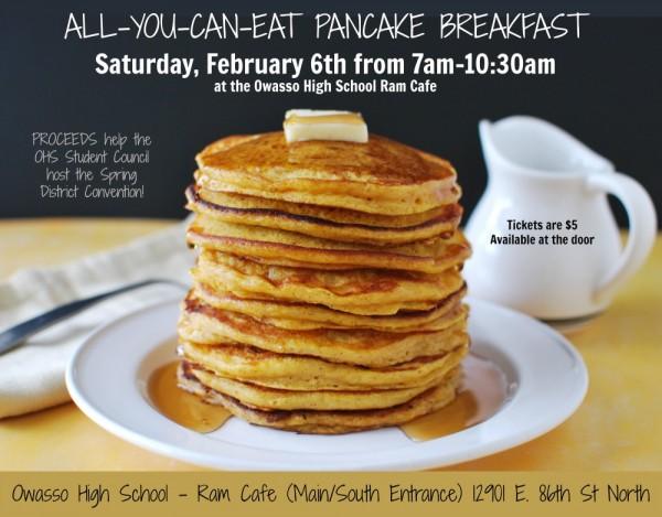 pancake bfast StuCo