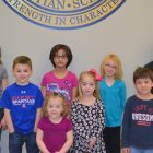Rejoice Christian School Students Recognized for displaying February Character Trait