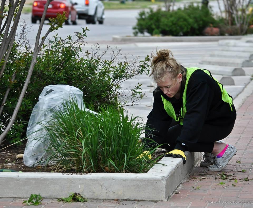 Volunteers Needed for October's Keep Owasso Clean Event