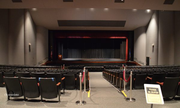Owasso S Performing Arts Center Getting A New Look