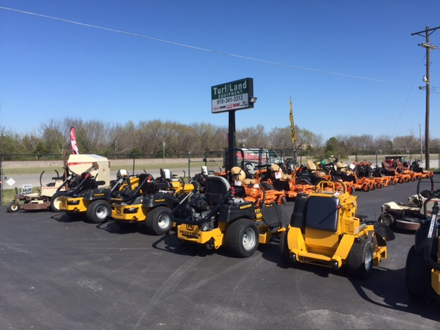 Stop by turf land equipment 39 s mowin 39 mayhem event may 21st for Acapulco golden tans salon owasso ok