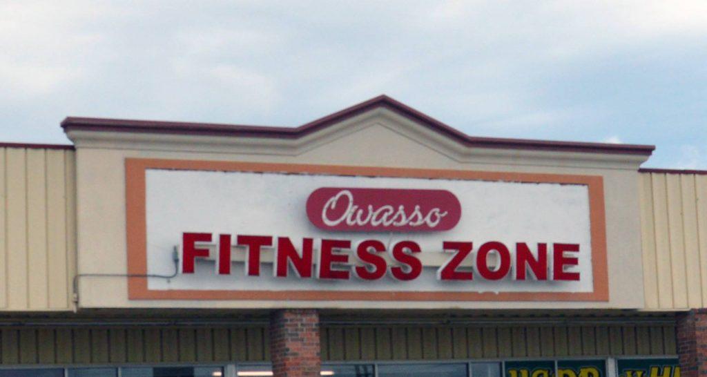 owasso fitness zone