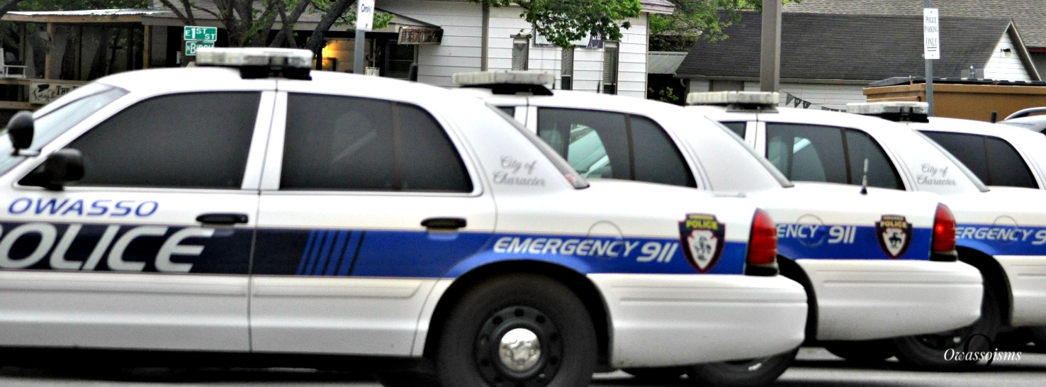 Tulsa Man Arrested After Ripping Up Flower Garden at Owasso McDonald's
