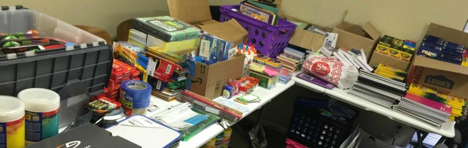 Owasso donates supplies to teachers for Acapulco golden tans salon owasso ok