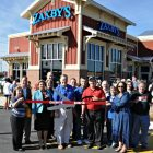 Ribbon Cutting Held Monday for Zaxby's Chicken in Owasso