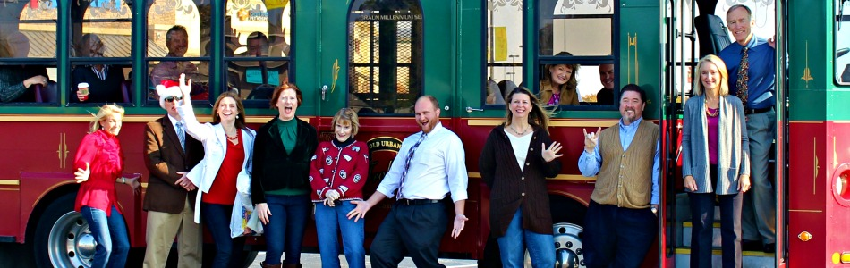 Owasso holly trolley returns free for holiday shoppers for Acapulco golden tans salon owasso ok