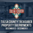Tulsa County Treasurer Collecting Property Tax in Owasso This Week