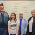 Two Rejoice 8th Graders Recognized for Patriot's Pen Essays