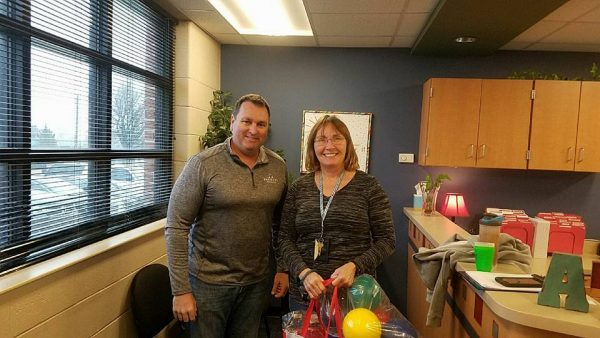 Ator Elementary Teachers Awarded As Affinity Winners For