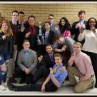 Owasso Debate Brings Home First Place Team Trophy from Jenks Competition