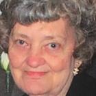 Peggy Marie Robinson Aug 4, 1932 – March 19, 2017
