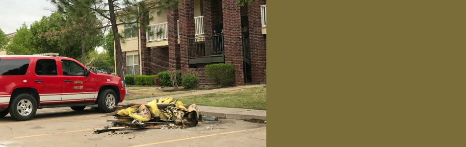 Fire damages two apartments in owasso overnight for Acapulco golden tans salon owasso ok