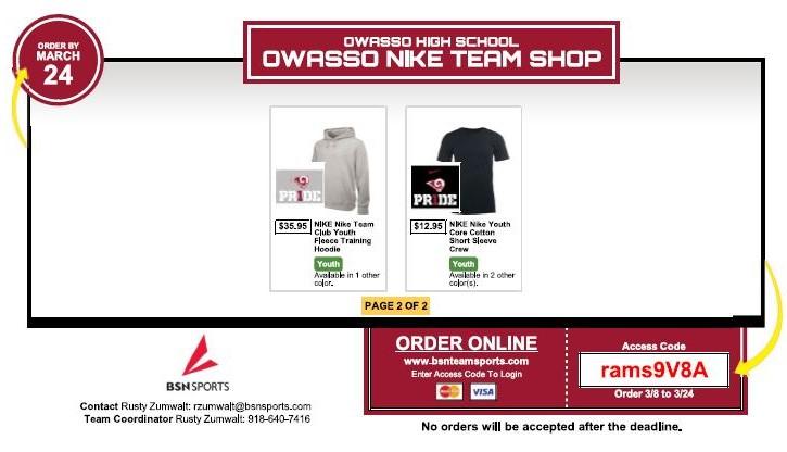 ram gear online sales