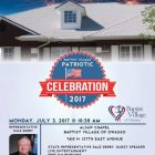 Baptist Village Holding Patriotic Celebration July 3