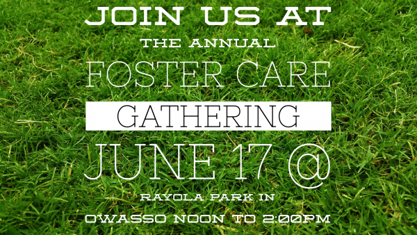 Foster Care Gathering 2