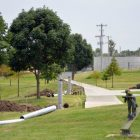 LED Lighting Project Underway at Owasso Skate Park