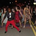Practices scheduled for Thriller Flash Mob at October's Gathering on Main