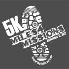Rejoice Miles4Missions 5K and Fun Run November 11