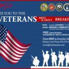 Veterans Meet & Greet Breakfast