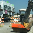 Downtown Redbud District Businesses are Open – Despite Construction