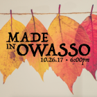 Made in Owasso – Women's Ministry Event on October 26th