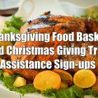 Owasso Community Resources Holiday Program Sign-ups