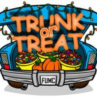 Trunk or Treats for Sunday, October 29th