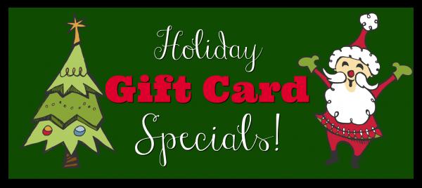 Gift Card Header