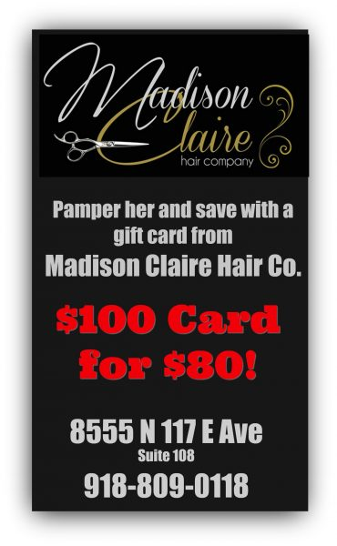 Madison Claire Hair Co